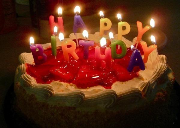 The Origin Of Birthday Cakes