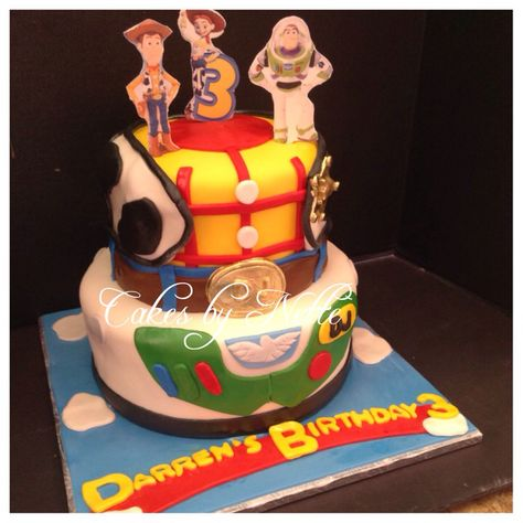 Toy Story Birthday Cake  Instagram  Cakesbynettestl  Facebook