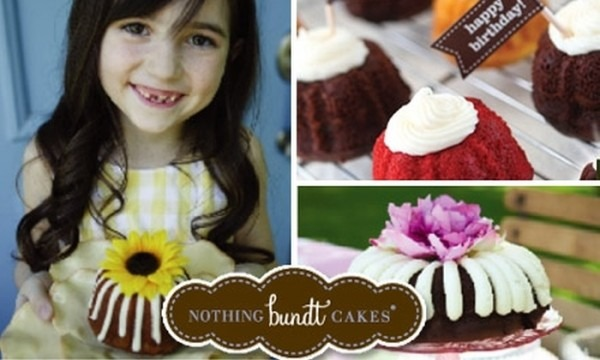 Nothing Bundt Cakes In