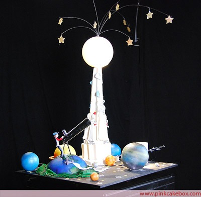 Ultimate Cake Off – Griffith Observatory Cake!