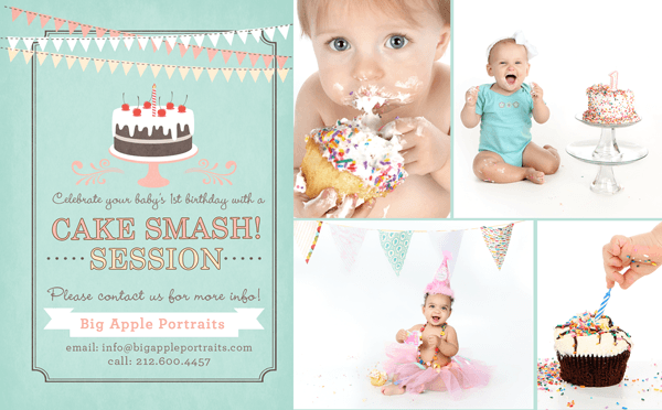 Cake Smash Photography  How To Prepare – Big Apple Portraits
