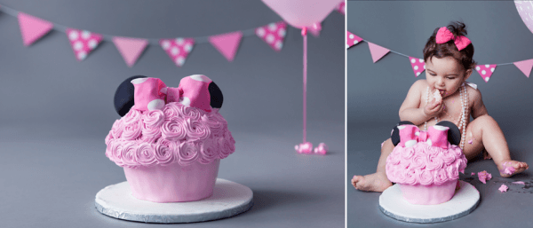 Cake Smash Session – Toronto Baby Photographer » Boygirl