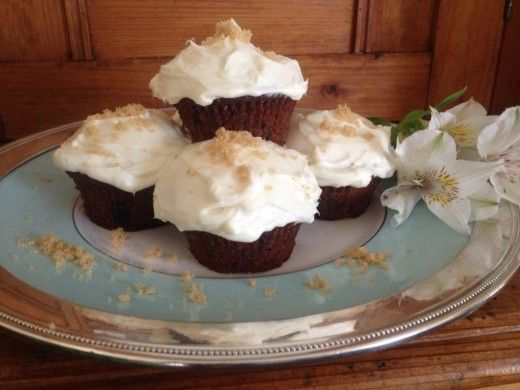 Our Silver Palate Carrot Cake Cupcake Recipe Is Sure To Delight