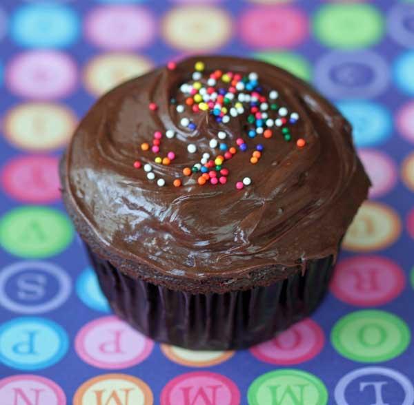 Martha Stewart Dark Chocolate Frosting