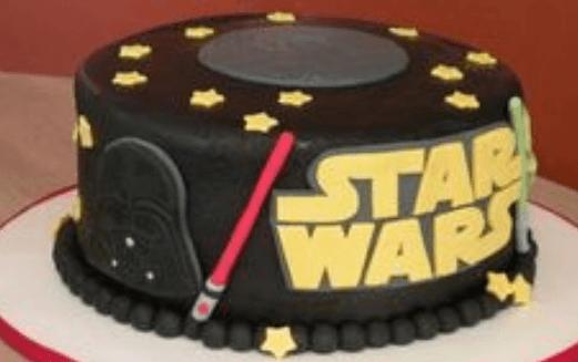 Darth Vader Birthday Cakes Photos Png