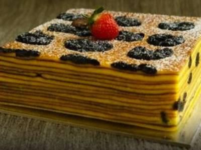 Lapis Legit Cake (thousand Layer Cake)