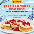 Denny's Holiday Pancakes