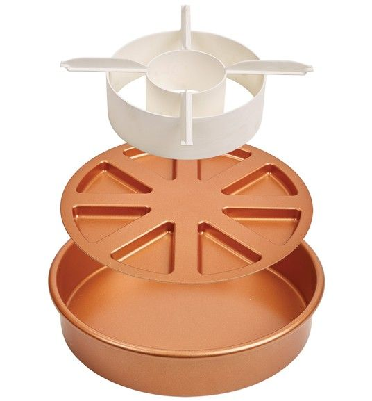 Copper Chef Perfect Cake Pan At Official As Seen On Tv Store