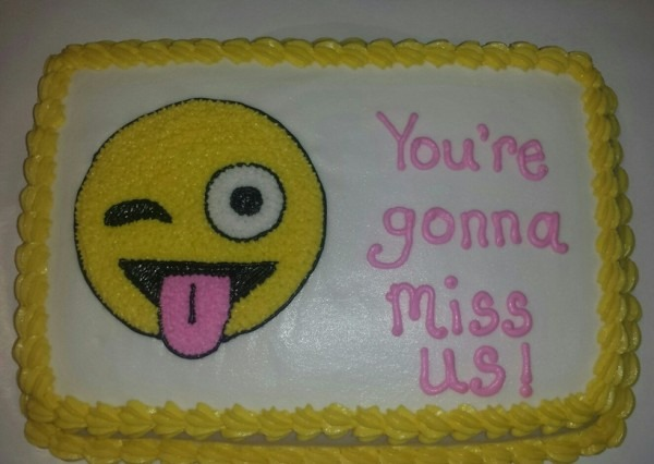 10 Hilarious Farewell Cakes That Would Turn Sad Goodbyes Happy