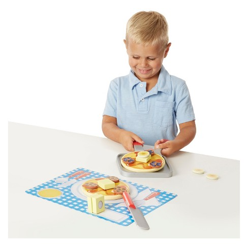 Melissa & Doug® Flip And Serve Pancake Set (19pc)