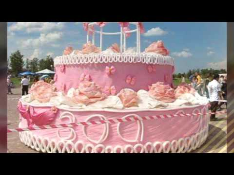 The Biggest Cakes In The World