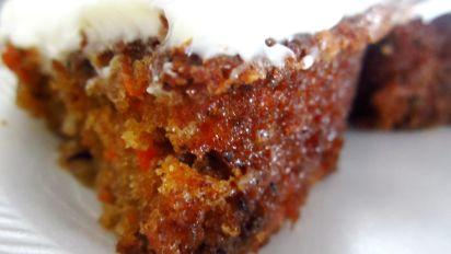 Blue Ribbon Carrot Cake [with Buttermilk Glaze] Recipe