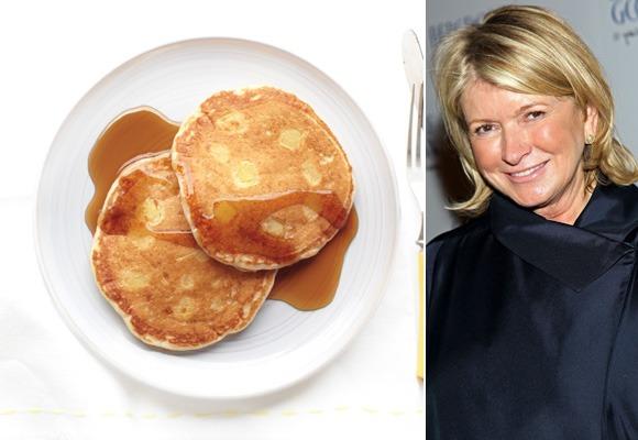 Flip The Perfect Pancakes Thanks To Cooking Guru Martha Stewart