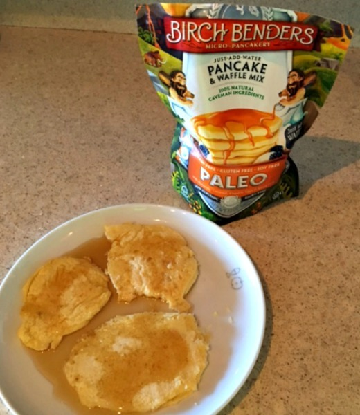 Easy, Healthy Pancakes From Birch Benders  Giveaway • Erica Finds