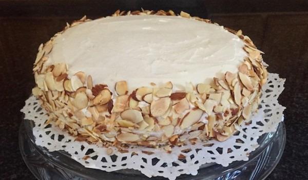 Food Hunter's Guide To Cuisine  Italian Cream Rum Cake