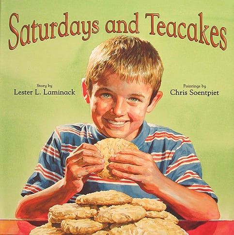 Saturdays And Teacakes  Is A Children's Book About How A Little