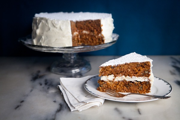 Silver Palate Carrot Cake Recipe