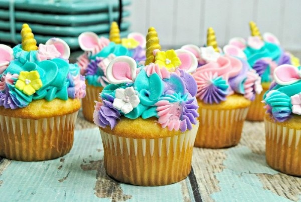 Adorable Unicorn Cupcakes Recipe  With Tips & Tricks