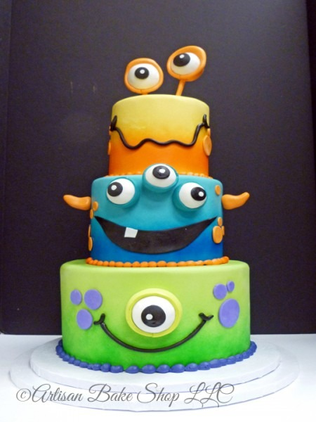 First 1st Birthday Cakes, Specialty First 1st Birthday Cakes
