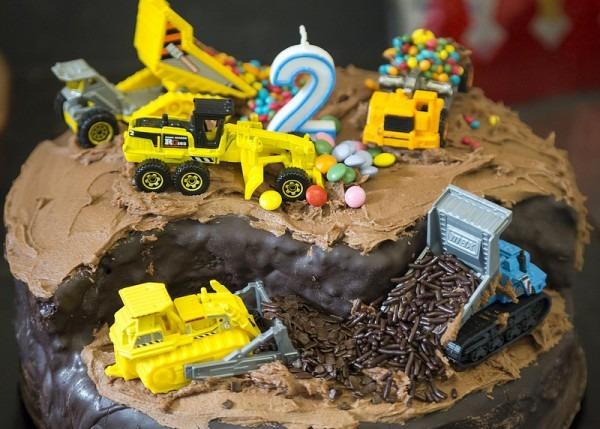 Easiest Ever Birthday Cake Recipe