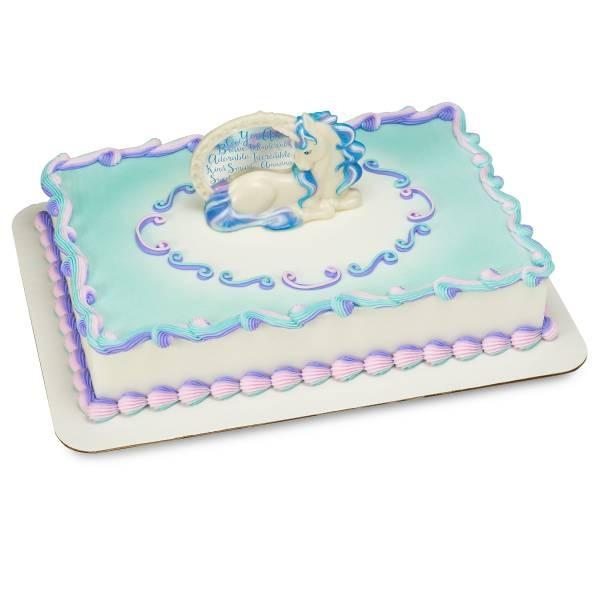 Publix Unicorn Cake