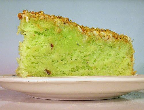 Dessert Girl  Blast From The Past  Pistachio Cake