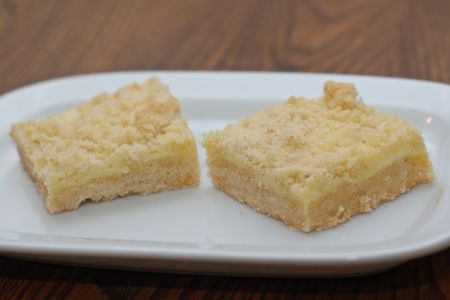 Cake Mix Lemon Bars