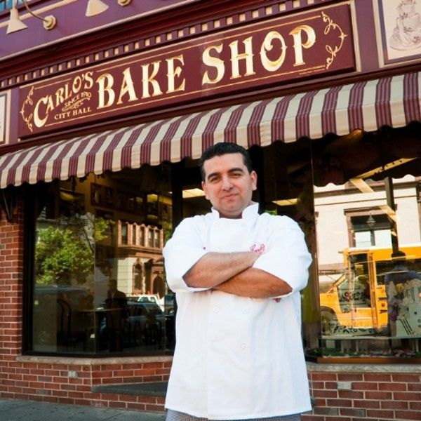 The Star Of Cake Boss Is Bringing His Made