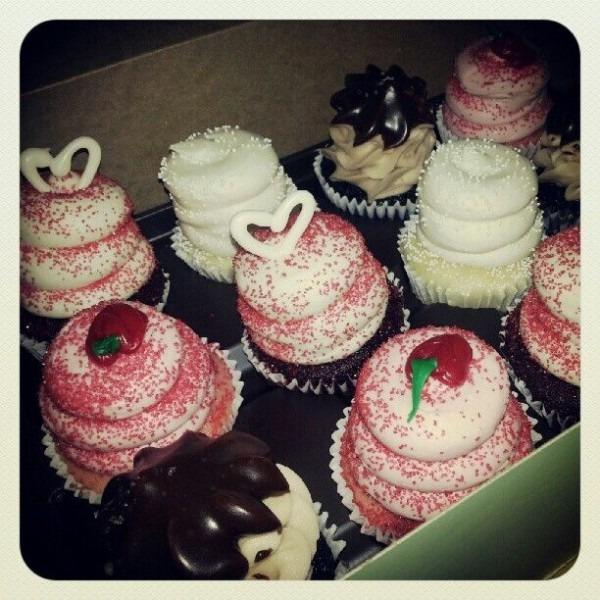 Cupcake Madness! Gigi Cupcakes In Dallas, Tx