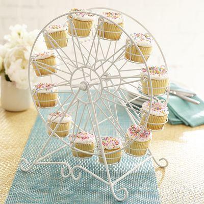 Ferris Wheel Cupcake Stand