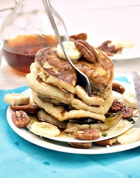 Pancakes Single Serving  110 Calories For One Whole Stack!