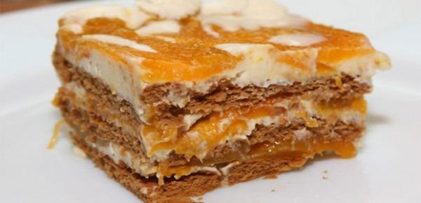 My Most Loved Mango Recipes  Easy Mango Graham No Bake