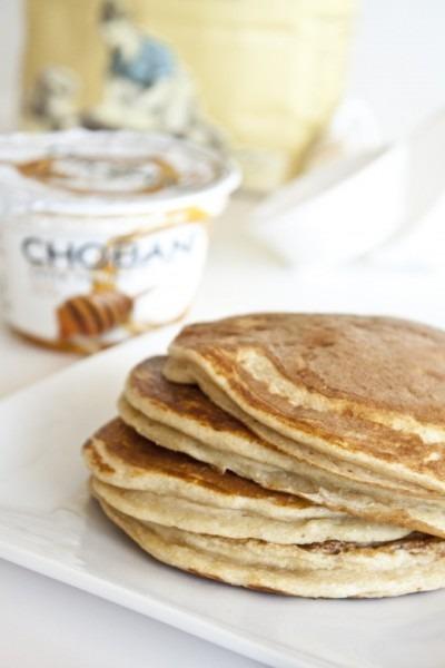 Ancalimond's Recipes  Honey Wheat Protein Pancakes