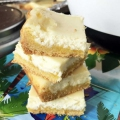 Lemon Bars With Lemon Cake Mix