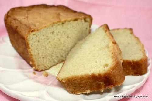 Vegan Pudding Pound Cake Recipe (dairy