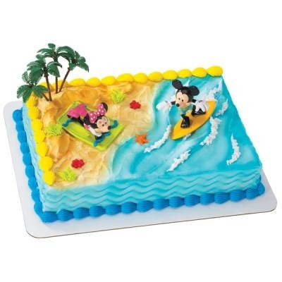 12 Mickey Mouse Birthday Cakes Publix Bakery Photo