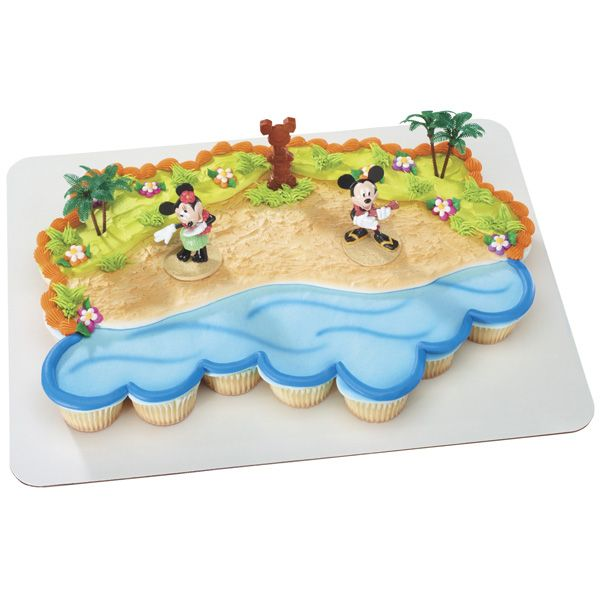 5 Mickey Mouse Buttercream Birthday Cakes Publix Photo