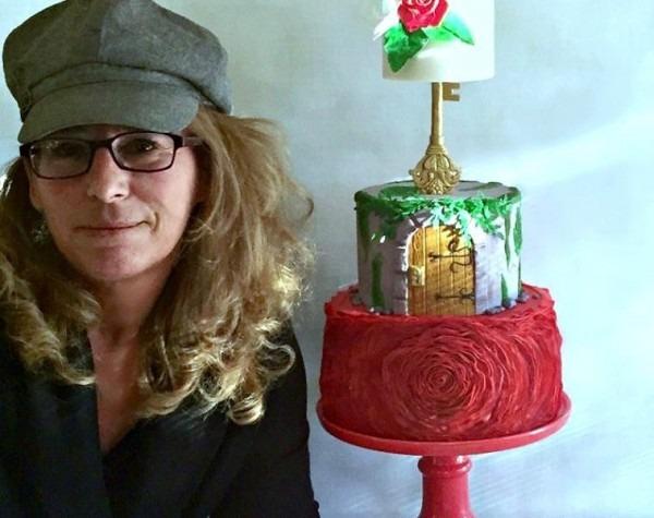 Meet Lori Mahoney Of Lori's Custom Cakes In Point Loma