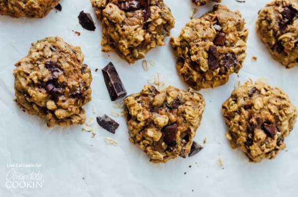 Sweet Potato Oat Cookies  Deliciously Soft Oat Cookies