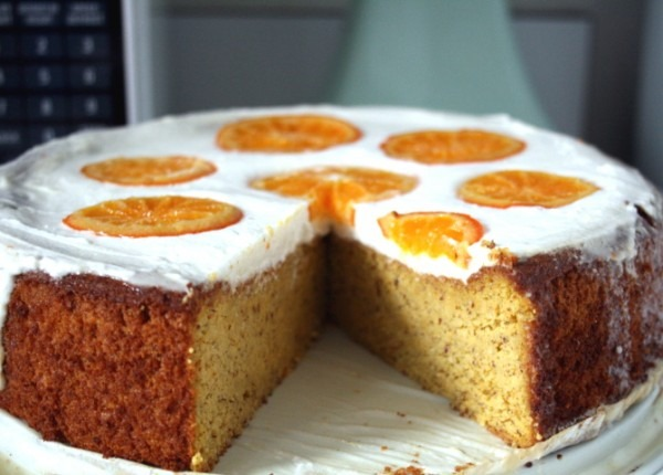 Walter Mitty's Clementine Cake – Food Flavor Fascination