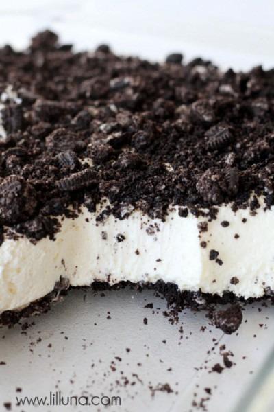 Kansas City Dirt Cake