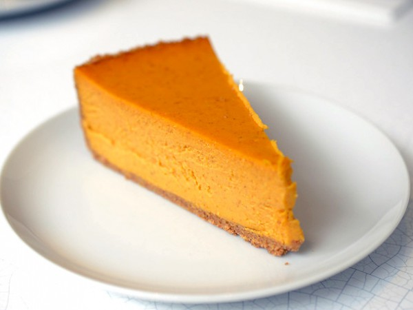 Crepe Cake Bakery Lady M Takes On Pumpkin Pie