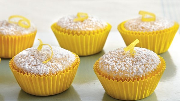 Mini Lemon Pound Cakes Recipe