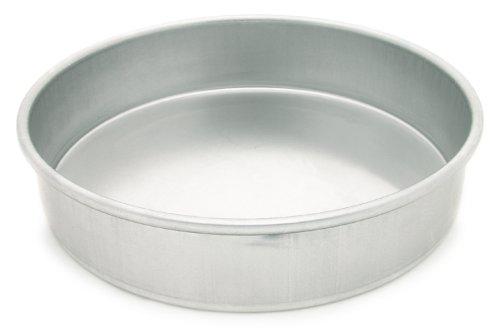 Amazon Com  Parrish's Magic Line Round Cake Pan, 12 X 2 Inches