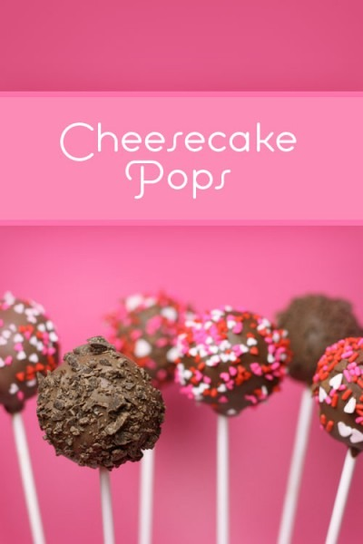 Cheesecake Pops! – Bakerella Com