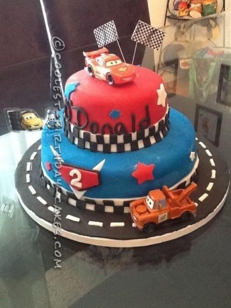 4 Year Old Boy Birthday Cakes