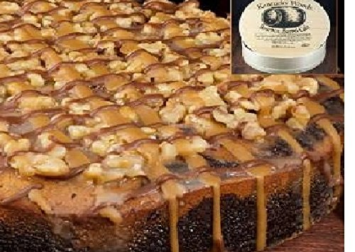 Kentucky Woods Bourbon Barrel Cake (3 2 Pound)  Amazon Com