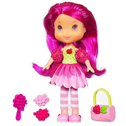 Amazon Com  Strawberry Shortcake Fasion Doll Raspberry Torte  Toys