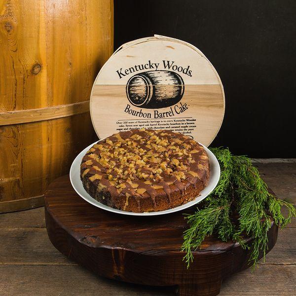 Kentucky Bourbon Barrel Cake 50 Oz