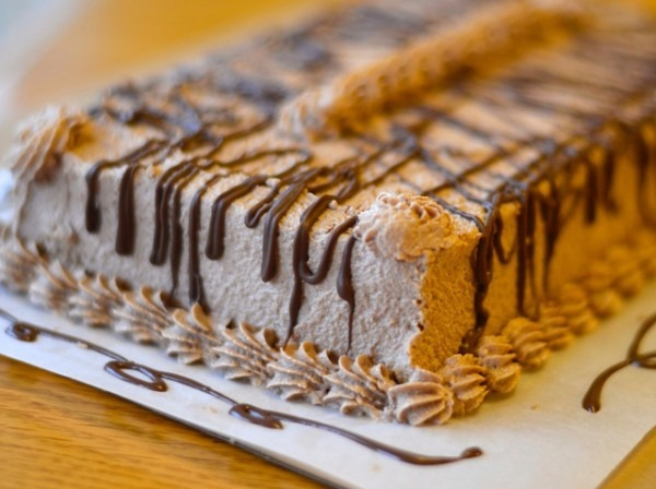 How To Make Sponge Cake With Peanut Butter Nutella Frosting Recipe